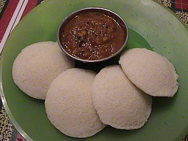 Idli picture